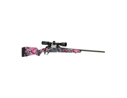 Savage Arms 110 Apex Hunter XP Muddy Girl 6.5 Creedmoor Bolt Action Rifle