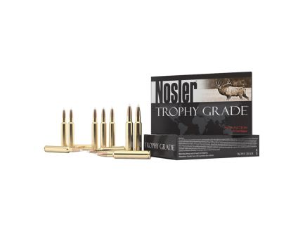 Nosler Trophy Grade 9.3x62 Mauser 250 grain ammo