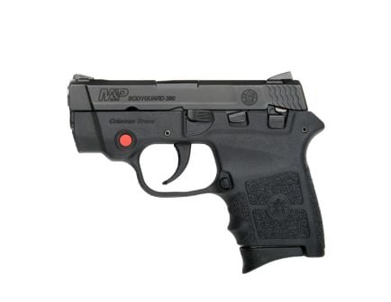 S&W M&P Bodyguard .380 w/ Crimson Trace Laser ‒ 10048