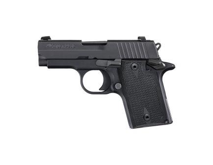 Sig Sauer pistol P938 9mm SigLite Sights 938-9-BSS-AMBI Range Model