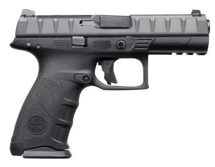 Beretta APX RDO 9mm Pistol 10 Round Semi Auto Striker Fire, Black - JAXF92070