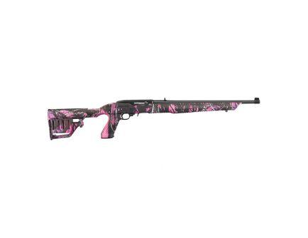 Ruger 10/22 .22LR Rifle W/ TacStar Stock, MuddyGirl Camo - Display Model