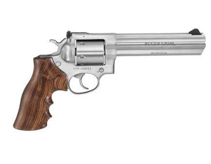 Ruger GP100 .357mag Hogue Walnut Grips Pistol - 1759 Display Model