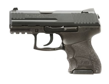 HK Pistol P30SK, Subcompact, (V3) DA/SA,three 10rd magazines & night sight 730903KLE-A5 Display Model