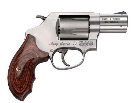 Smith & Wesson Model 60 LS Ladysmith Revolver .357 Cal -162414