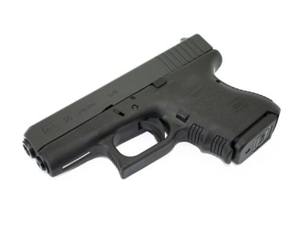 Glock 26 9mm 10rd Fixed Sights PI2650201 Display Model