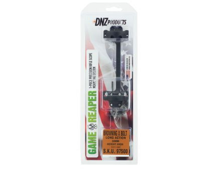 DNZ Game Reaper Browning X-Bolt 30mm High Aluminum Precisioned Scope Tube, Matte Black - 97500