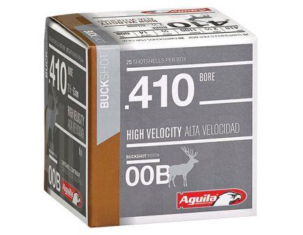 Aguila Sub-Gauge 410 Gauge 2-1/2 inches 9 Shot 1/2 oz Lead Shotshell, Birdshot, 25/Box - 1CHB4139