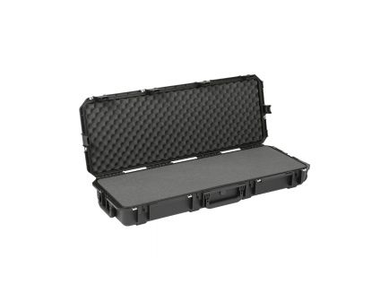 "SKB iSeries Waterproof Utility Case w/Layered Foam, 42.5"" Interior, 44.96"" Exterior, Black - 3I-4214-5B-L"