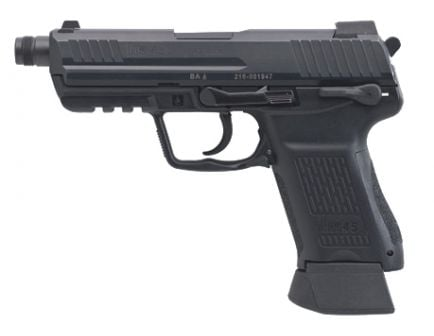 HK Pistol HK45C Tactical V1 .45acp HK45CV1 Display Model