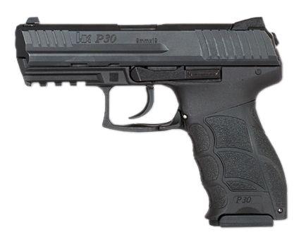 HK Pistol P30 .40 S&W w 2 13rd Mags M734003-A5 Display Model