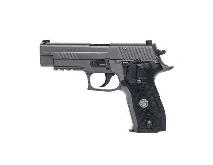 Sig Sauer Pistol P226 SAO Legion 9mm E26R-9-LEGION-SAO Range Model