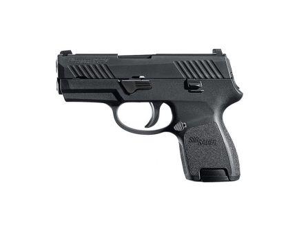 Sig Sauer Pistol P320 Sub Compact Black 9mm w/ Night Sights 320SC-9-BSS Range Model