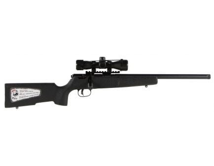 Savage Arms Rascal Target XP 22 LR 1 Round Bolt Action Rimfire Rifle - 13824