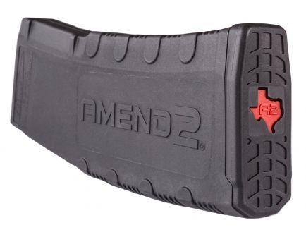 Amend2 Texas Special Edition 30 Round .223 Rem/5.56 AR-15 Detachable Magazine, Black - A2TX556BLK30