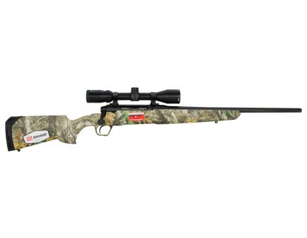 Savage Arms Axis II Compact 6.5 Creedmoor 4+1 Bolt Action Rifle, Fixed - 57364