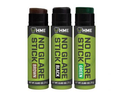 HME Glare Reducing Stick, Black/Brown/Green, 3/pack - HME-STK-3PK