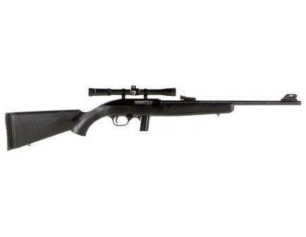 Mossberg 702 Plinkster Scoped Combo 22 LR 10+1 Semi Auto Rifle - 37075