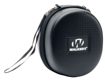 Walkers Game Ear Razor Muff Storage Case, Black - GWP-REMSC