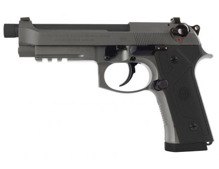 Beretta M9A3 Type G 9mm Pistol 17 Round, Black and Gray - J92M9A3GM3