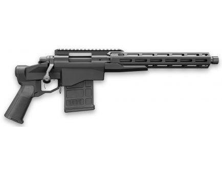 Remington 700 CP QD Tactical 308 12-1/Bolt 10+1 Round Pistol, Hard Coat Anodized/Black Cerakote - 96815