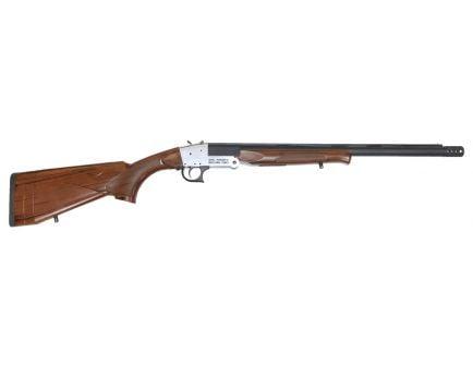 Rock Island Traditional Single Shot 12 Gauge Break Open-Action Shotgun, Brown - TK103