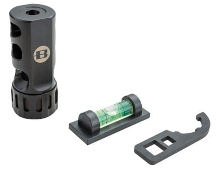 Bergara ST-1 5/8-24 Self Timing Muzzle Brake, 6.5mm - BA0007