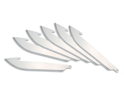 "Outdoor Edge Knives RazorLite 3.5"" L Drop Point Replacement Blade - RR306"