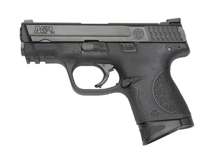 "Smith & Wesson M&P9C 9mm 3.5"" Barrel Black - 109204"