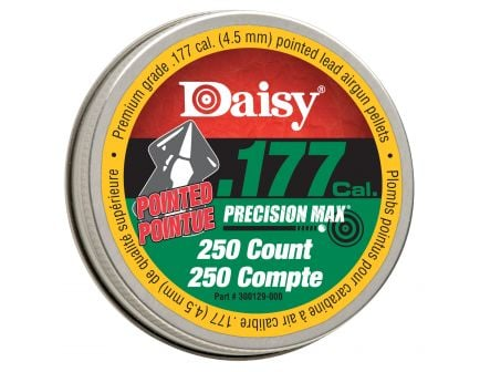 Daisy Outdoor Products .177 15.5 gr Pointed Pellet, 250/pack - 987777-446