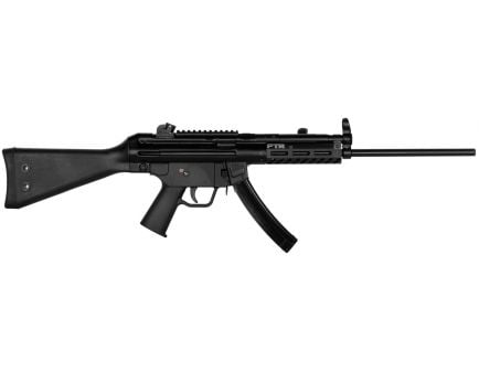 PTR Industries 9R 9mm Parabellum 30 Round Semi Auto Roller Delayed Blowback Rifle, Fixed - PTR 608