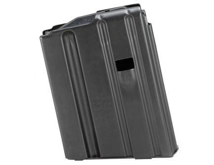 C Products Defense 5 Round 5.56/.223 Rem/.300 Blackout AR-15 Detachable Magazine, Black - 5X23041185CP