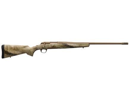 Browning X-Bolt Hell's Canyon Speed Suppressor Ready 28 Nosler 3 Round Bolt Action Rifle - 035475288
