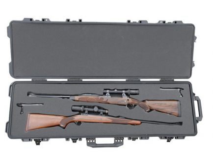 Double Long Gun Hard Case