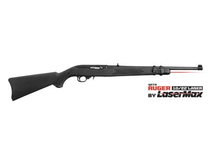 10/22 Rifle with LaserMax Stock 11129