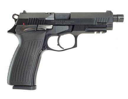 Bersa TPR9 9mm Pistol w/ Threaded Barrel, Matte Blk - TPR9MX
