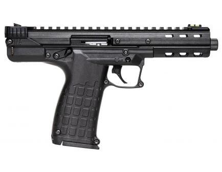 Kel-tec 22 LR 33 Round Semi Auto Straight Blowback Hammer Fired Pistol, Black - CP33BLK