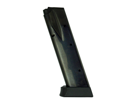 CZ Magazine: SP-01 9mm Blue 19rd Capacity - 11152