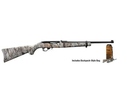 Ruger 10/22 TD NRA CAMO Rifle 11153