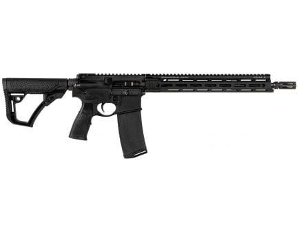 Daniel Defense DDM4 V7 SLW 5.56 Semi-Automatic Rifle, Matte Black - 02-128-15049-047