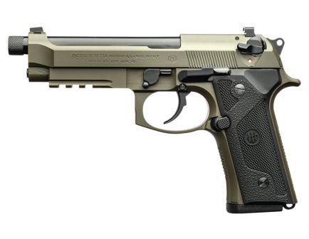 Beretta M9A3 9mm Pistol 10 Round, Green - J92M9A31