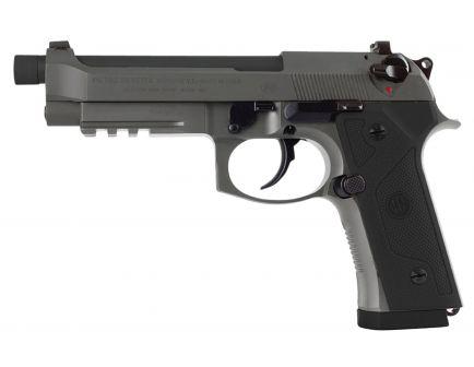 Beretta M9A3 Type F 9mm Pistol 10 Round, Gray & Black - J92M9A33