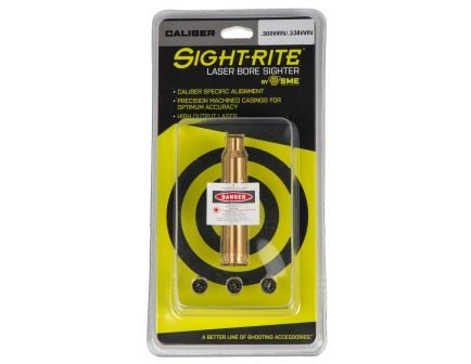 Shooting Made Easy Sight-Rite Bullet Laser Bore Sighting System, .300 Win - XSI-BL-300-WIN