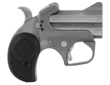 Bond Arms Roughneck 9mm Derringer Pistol - BARN-9MM
