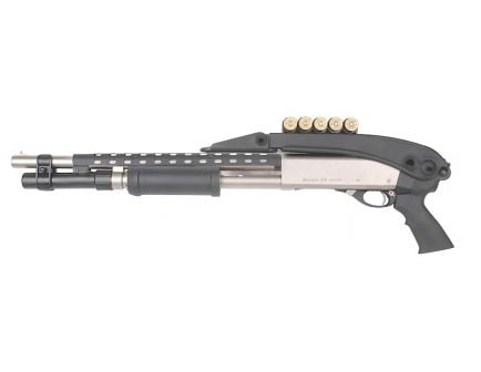 ATI Shotforce Extreme Reinforced Polymer Top Folding Shotgun Stock, Black - TFS0600