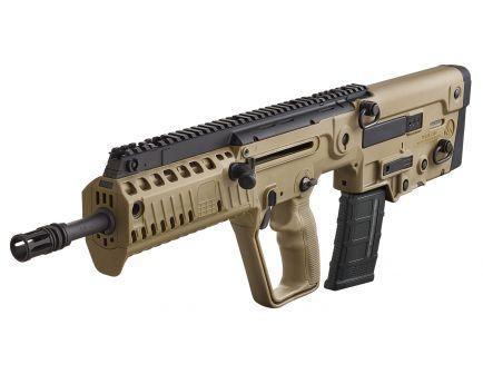 IWI Tavor X95 5.56 Semi-Automatic Gas Piston Action Rifle, FDE - XFD16