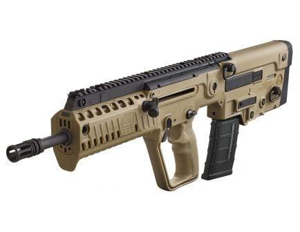 IWI Tavor X95 5.56 Semi-Automatic Gas Piston Action Rifle, FDE - XFD18
