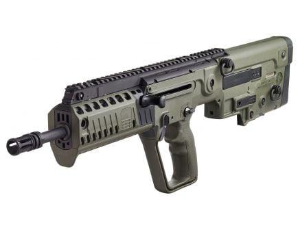 IWI Tavor X95 5.56 Semi-Automatic Gas Piston Action Rifle, OD Green - XG16