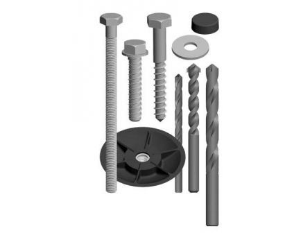 Lockdown Vault Anchor Kit 222160