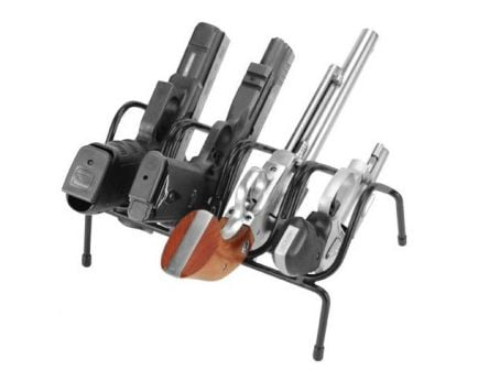 Lockdown Handgun Rack, 4 gun 222200